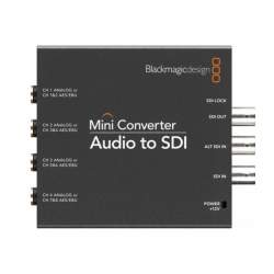 Accessories for video camera - Blackmagic Design Blackmagic Mini Converter Audio - SDI 4K (BM-CONVMCAUDS4K) - quick order from manufacturer