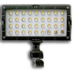 LED uz kameras - Menik S-8 foto/video Led gaisma 18W-275W + 2 akkum. - ātri pasūtīt no ražotāja