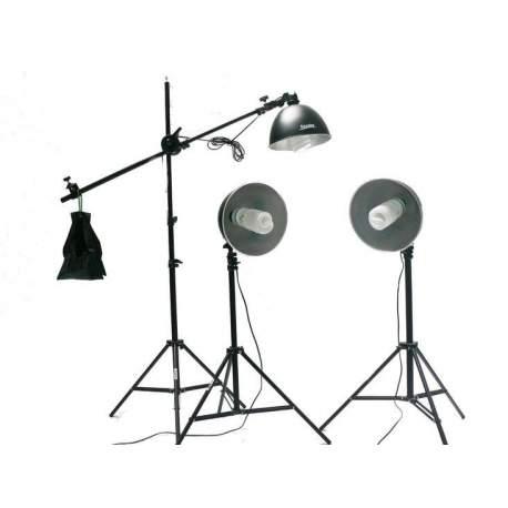 Fluorescējošās - BRESSER BR-2242B Daylight set 1350W - perc veikalā un ar piegādi
