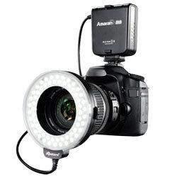 Zibspuldzes - Aputure Amaran Halo Ring Light for Nikon - perc šodien veikalā un ar piegādi
