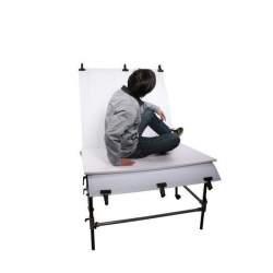 Priekšmetu foto galdi - Folux Menik Y-19A Photo Table 130x240cm - perc veikalā un ar piegādi