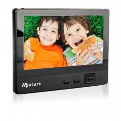 "Vairs neražo - Aputure VS-1 7"" monitors 800x480"