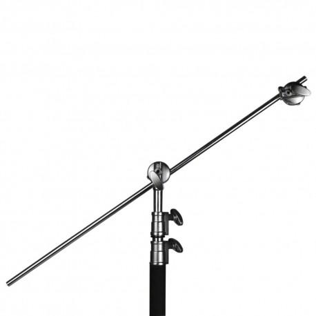 Boom - walimex pro C-Stand Boom with 2 screw clamps, 100cm - perc šodien veikalā un ar piegādi