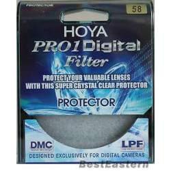 Objektīvu filtri - Hoya Pro1 Digital aizsarg filtrs 58mm Protector ( DMC LPF ) 58s pro1d Protector - perc veikalā un ar piegādi