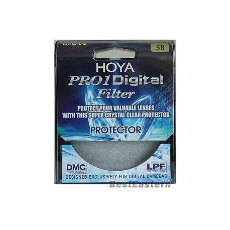 Защитные фильтры - HOYA Pro1 Digital aizsarg filtrs 58mm Protector ( DMC LPF ) 58s pro1d Protector - быстрый заказ от производителя