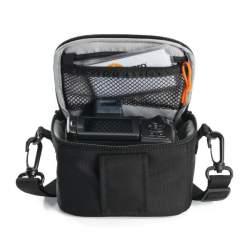 Plecu somas - LOWEPRO FORMAT 100 BLACK - perc šodien veikalā un ar piegādi
