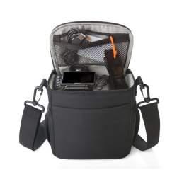 Plecu somas - LOWEPRO FORMAT 140 BLACK - perc šodien veikalā un ar piegādi