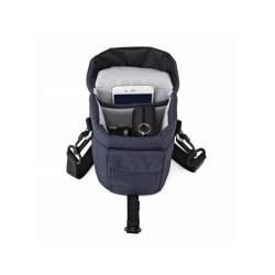 Plecu somas - LOWEPRO SCOUT SH 100 SLATE BLUE - perc šodien veikalā un ar piegādi