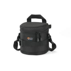 Objektīvu somas - LOWEPRO LENS CASE 11 X 11CM (BLACK) - ātri pasūtīt no ražotāja