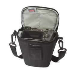 Plecu somas - LOWEPRO FORMAT TLZ 10 BLACK - perc šodien veikalā un ar piegādi