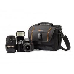 Plecu somas - Lowepro adventura SH 160 II plecu foto soma melna - perc veikalā un ar piegādi
