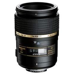 Объективы - Tamron SP AF 90мм f/2.8 Di Macro объектив для Canon 272EE - купить сегодня в магазине и с доставкой