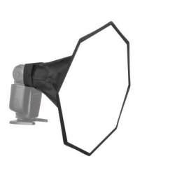 Aksesuāri zibspuldzēm - Jinbei e-30 octagonal softbokss kameras zibspuldzei - perc veikalā un ar piegādi