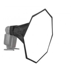 Jinbei e-30 octagonal softbokss kameras zibspuldzei