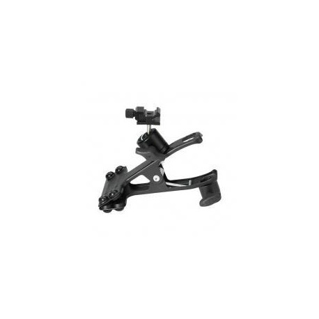 Acessories for flashes - Jinbei JB11-063A clamp with ball head and hot shoe M11-063A - buy today in store and with delivery