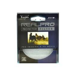 Aizsargfiltri - KENKO FILTER REAL PRO PROTECT 58MM - perc šodien veikalā un ar piegādi