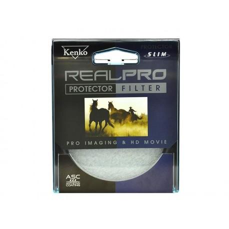 Objektīvu filtri - KENKO FILTER REAL PRO PROTECT 58MM - perc šodien veikalā un ar piegādi