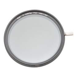 ND neitrāla blīvuma filtri - KENKO PL FADER FILTER ND3-ND400 72MM - perc šodien veikalā un ar piegādi