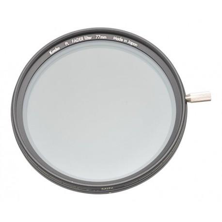 ND neitrāla blīvuma filtri - KENKO PL FADER FILTER ND3-ND400 82MM - ātri pasūtīt no ražotāja