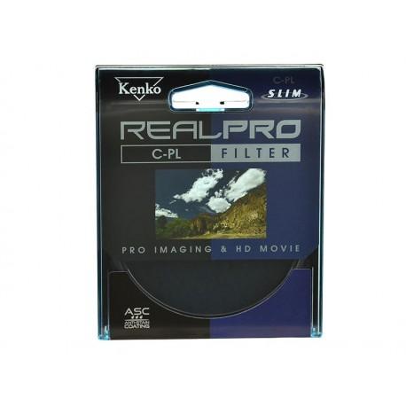 Objektīvu filtri - KENKO FILTER REAL PRO C-PL 52MM - perc šodien veikalā un ar piegādi
