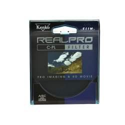 Objektīvu filtri - KENKO FILTER REAL PRO C-PL 58MM - ātri pasūtīt no ražotāja