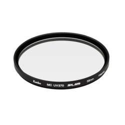 Objektīvu filtri - Kenko MC UV370 slim 62mm filtrs - perc veikalā un ar piegādi