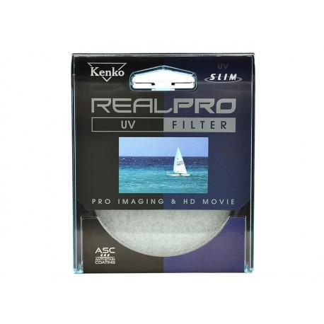 Objektīvu filtri - KENKO FILTER REAL PRO UV 55MM - perc šodien veikalā un ar piegādi
