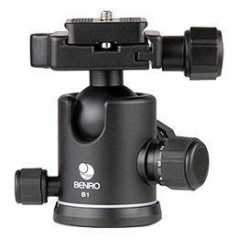 Tripod Heads - Benro B1 lodveida galva - buy today in store and with delivery