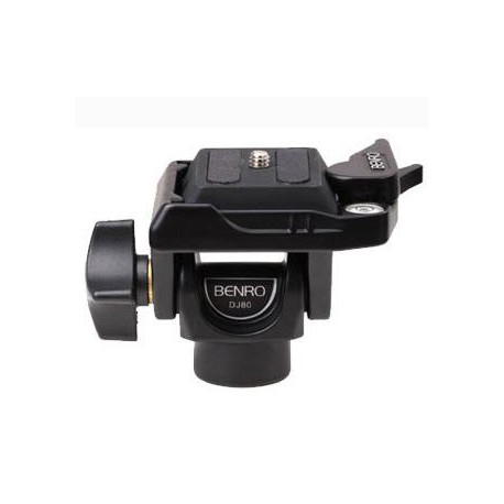 Tripod Heads - Benro DJ80 monopoda galva - buy today in store and with delivery