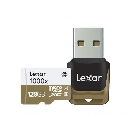 Vairs neražo - LEXAR 64GB SDMHC UHS-II 1000X W/RDR C10 U3