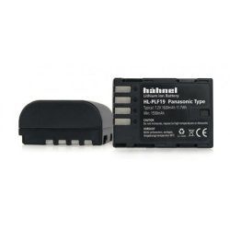 Kameru akumulatori - HÄHNEL DC BATTERY PANASONIC HL-PLF19 - ātri pasūtīt no ražotāja