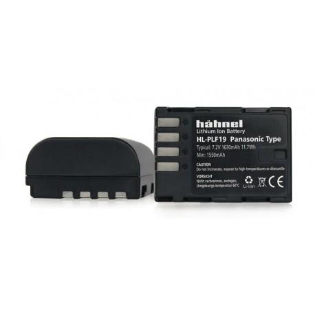 Kameras akumulatori - HÄHNEL DC BATTERY PANASONIC HL-PLF19 - perc šodien veikalā un ar piegādi