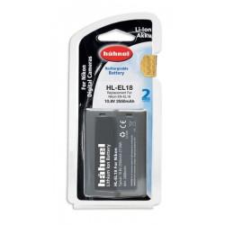 Kameras akumulatori un gripi - HÄHNEL DK BATTERI NIKON HL-EL18 - ātri pasūtīt no ražotāja