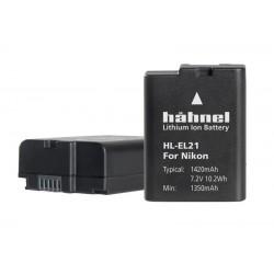 Kameras akumulatori un gripi - HÄHNEL HL-EL21 - ātri pasūtīt no ražotāja