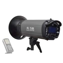 Студийные вспышки - Falcon Eyes Studio Flash TF-400L with LCD Display - быстрый заказ от производителя