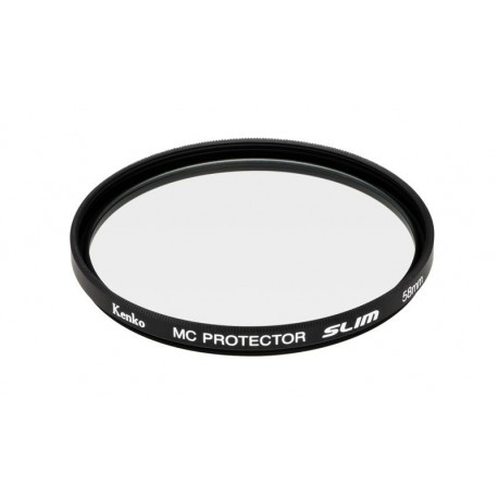 Clear Protection Filters - KENKO FILTER MC PROTECTOR SLIM 58MM - quick order from manufacturer