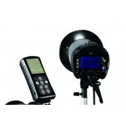 Студийные вспышки - Falcon Eyes Studio Flash TF-1200L with LCD Display - быстрый заказ от производителя
