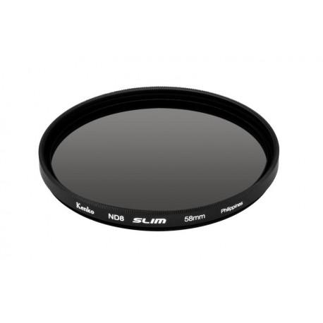 Objektīvu filtri - KENKO FILTER ND8 SLIM 49MM - perc šodien veikalā un ar piegādi