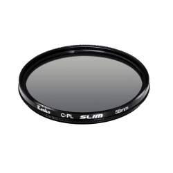 Objektīvu filtri CPL - KENKO FILTER CIRCULAR PL SLIM 55MM - ātri pasūtīt no ražotāja