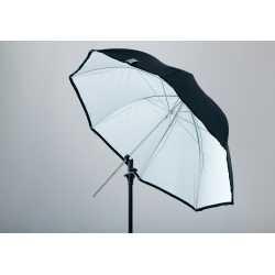 """Foto lietussargi - Lastolite lietussargs Essentials LU4512F BOUNCE PVC 100cm (40"""") balts - perc šodien veikalā un ar piegādi"""