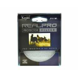 Clear Protection Filters - KENKO FILTER REAL PRO PROTECT 77MM - quick order from manufacturer