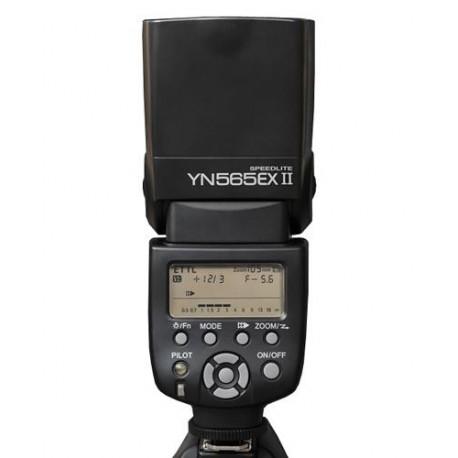 Zibspuldzes - Yongnuo YN-565EX III zibspuldze Canon - ātri pasūtīt no ražotāja