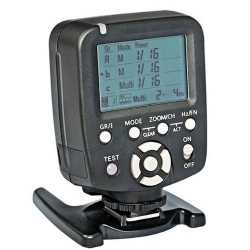 Radio palaidēji - Yongnuo YN-560TX N manuālas zibspuldzes kontrolieris - perc šodien veikalā un ar piegādi