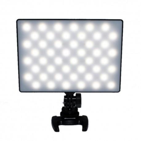 LED uz kameras - Yongnuo YN-300 Air New LED gaisma WB (3200 K – 5500 K) - perc šodien veikalā un ar piegādi