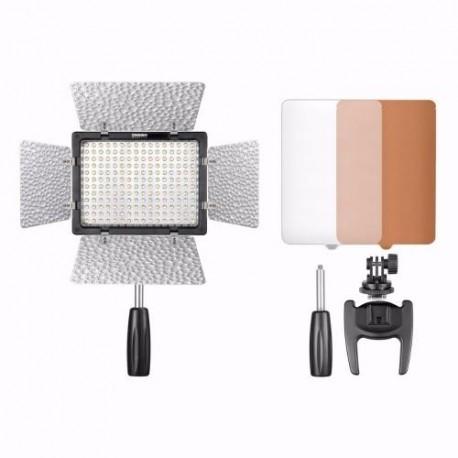LED Paneļi - Yongnuo YN-600LII LED gaisma WB (3200 K - 5500 K) - perc šodien veikalā un ar piegādi