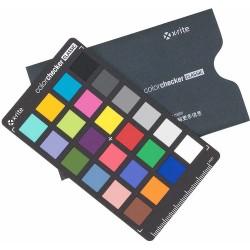 Balansa kartes - X-Rite ColorChecker Classic Mini - perc šodien veikalā un ar piegādi