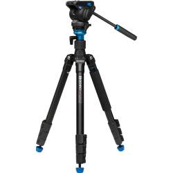 Video tripods - Benro A2883FS4 travel video statīvs ar galvu - buy today in store and with delivery