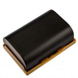 Kameras akumulatori un gripi - LP-E6 baterija 7.4V 1600mAh - perc veikalā un ar piegādi