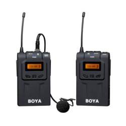 Microphones - Boya UHF Lavalier Microphone Wireless BY-WM6 - buy in store and with delivery