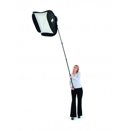 Acessories for flashes - Lastolite Non Rotating Extending Handle 74-232cm + Waistholder - quick order from manufacturer